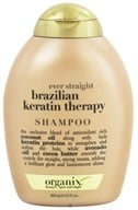 Organix - Shampoo Ever Straight Brazilian Keratin Therapy - 13 oz.