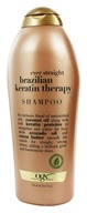 Image of Organix - Shampoo Ever Straight Brazilian Keratin Therapy - 25.4 oz.