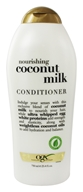 Image of Organix - Conditioner Nourishing Coconut Milk - 25.4 oz.