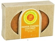 Sunfeather - Bar Soap Papaya Toasted Coconut - 4.3 oz. - $3.99