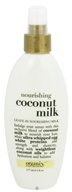 Image of Organix - Leave-In Nourishing Milk Nourishing Coconut Milk - 6 oz.