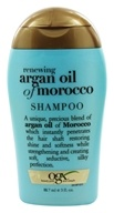 Image of Organix - Shampoo Renewing Moroccan Argan Oil - 3 oz.