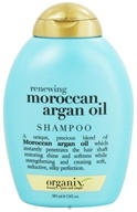 Image of Organix - Shampoo Renewing Moroccan Argan Oil - 13 oz.
