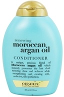 Image of Organix - Conditioner Renewing Moroccan Argan Oil - 13 oz.