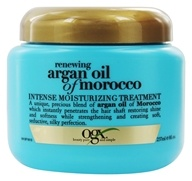 Organix - Intense Moisturizing Treatment Renewing Moroccan Argan Oil - 8 oz. (022796916136)