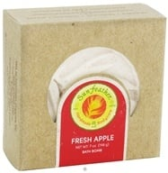 Sunfeather - Bath Bomb Fresh Apple - 7 oz. - $3.99