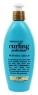 Organix - Defining Cream Curling Perfection Renewing Moroccan Argan Oil - 6 oz., from category: Personal Care
