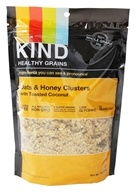 Image of Kind Bar - Healthy Grains Oats & Honey Clusters - 11 oz.