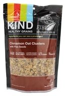 Kind Bar - Healthy Grains Cinnamon Oat Clusters with Flax Seeds - 11 oz.