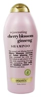 Image of Organix - Shampoo Rejuvenating Cherry Blossom Ginseng - 25.4 oz.
