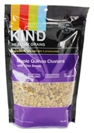 Kind Bar - Healthy Grains Maple Walnut Clusters with Chia & Quinoa - 11 oz., from category: Health Foods