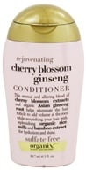Image of Organix - Conditioner Rejuvenating Cherry Blossom Ginseng - 3 oz.