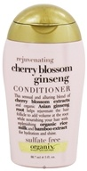 Organix - Conditioner Rejuvenating Cherry Blossom Ginseng - 3 oz. - $2.84