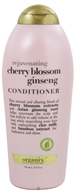 Organix - Conditioner Rejuvenating Cherry Blossom Ginseng - 25.4 oz.