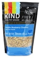 Kind Bar - Healthy Grains Vanilla Blueberry Clusters with Flax Seeds - 11 oz.
