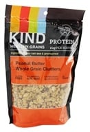 Image of Kind Bar - Healthy Grains Peanut Butter Whole Grain Clusters - 11 oz.