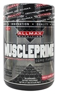 Image of AllMax Nutrition - Muscle Prime Core Factor Pre-Workout Intensity Factor Fruit Berry Punch - 2.1 lbs.