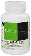Image of DaVinci Laboratories - Saw Palmetto 320 mg. - 90 Vegetarian Capsules