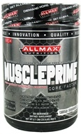 AllMax Nutrition - Muscle Prime Core Factor Pre-Workout Intensity Factor White Raspberry - 2.1 lbs.