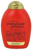 Image of Organix - Shampoo Revitalizing Pomegranate Green Tea - 13 oz.