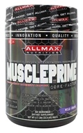 Image of AllMax Nutrition - Muscle Prime Core Factor Pre-Workout Intensity Factor Wild Grape - 2.1 lbs.
