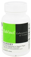 DaVinci Laboratories - Bilberry 80 mg. - 90 Vegetarian Capsules