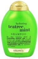 Organix - Shampoo Hydrating Tea Tree Mint - 13 oz., from category: Personal Care