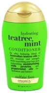 Organix - Conditioner Hydrating Tea Tree Mint - 3 oz., from category: Personal Care