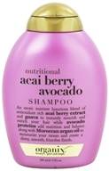 Organix - Shampoo Nutritional Acai Berry Avocado - 13 oz. by Organix