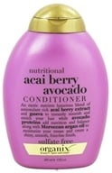 Organix - Conditioner Nutritional Acai Berry Avocado - 13 oz. (022796915122)