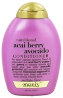 Organix - Conditioner Nutritional Acai Berry Avocado - 13 oz. by Organix