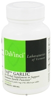 Image of DaVinci Laboratories - TAP Garlic 400 mg. - 90 Vegetarian Tablets