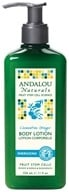 Image of Andalou Naturals - Body Lotion Energizing Clementine Ginger - 11 oz.