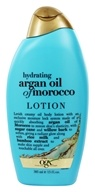 Organix - Creamy Oil Body Lotion Hydrating Moroccan Argan Oil - 13 oz., from category: Personal Care