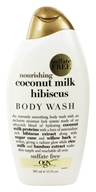 Organix - Creamy Body Wash Nourishing Coconut Milk Hibiscus - 13 oz.
