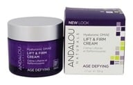 Andalou Naturals - Age Defying Hyaluronic DMAE Lift & Firm Cream - 1.7 oz.