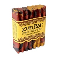Indigo Wild - Zum Bar Goat's Milk Soap Dragon's Blood - 3 oz.
