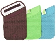 ChicoBag - Reusable Sandwich Bag Snack Time rePETe - 3 Pack by ChicoBag