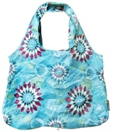 ChicoBag - Reusable Bag Vita Solstice Aqua Dandelion - $8.99