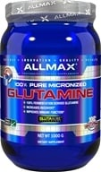 Image of AllMax Nutrition - Glutamine Powder - 1000 Grams