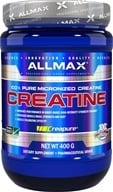 AllMax Nutrition - Creatine Monohydrate Powder - 400 Grams (665553123967)