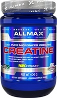 AllMax Nutrition - Creatine Monohydrate Powder - 400 Grams, from category: Sports Nutrition