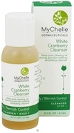 Image of MyChelle Dermaceuticals - White Cranberry Cleanser for Acne Oily Skin - 2.1 oz.