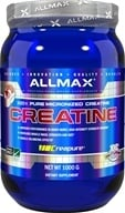 AllMax Nutrition - Creatine Monohydrate Powder - 1000 Grams (665553200194)