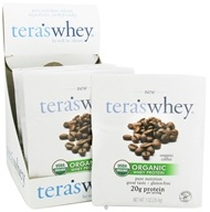 Tera's Whey - Organic Whey Protein Coffee - 1 oz., from category: Sports Nutrition