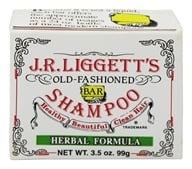 JR Liggett's - Old-Fashioned Shampoo Bar Ultra Balanced - 3.5 oz. by JR Liggett's