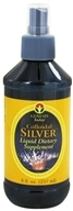 Genesis Today - Colloidal Silver Spray 40 mcg. - 8 oz. by Genesis Today