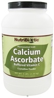 Image of Nutribiotic - Calcium Ascorbate Crystalline Powder - 5 lbs. CLEARANCE PRICED