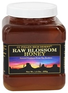 CC Pollen - High Desert Totally Desert Honey - 1.5 lbs., from category: Health Foods