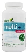 Genuine Health - Multi+ Daily Glow - 120 Tablets